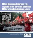 NOVENA Edición Revista Derechos Sindicales Internacionales